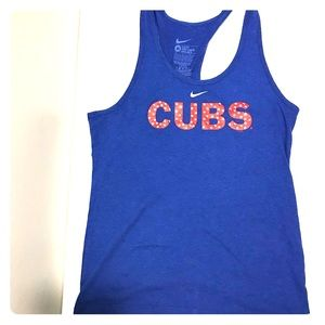 Chicago Cubs Baseball Tank